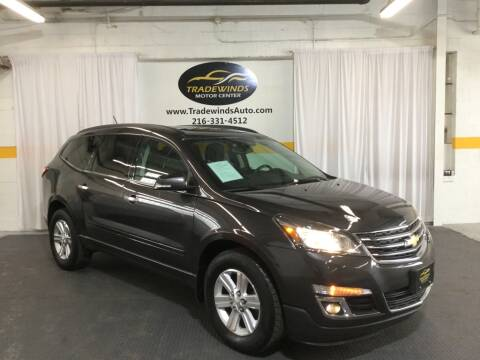 2014 Chevrolet Traverse LT for sale at Cleveland Auto Loan DBA: Tradewinds Motors LLC in Cleveland OH