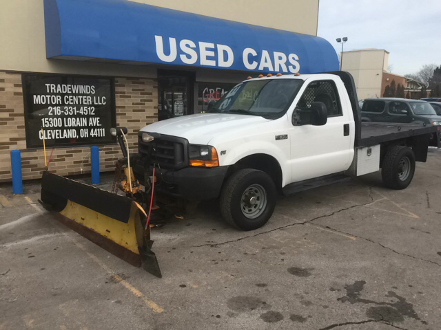 2001 Ford F-350 for sale at TRADEWINDS MOTOR CENTER LLC in Cleveland OH