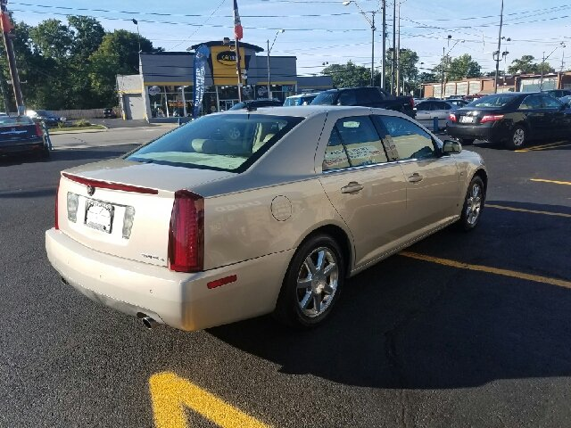 2007 Cadillac STS for sale at TRADEWINDS MOTOR CENTER LLC in Cleveland OH