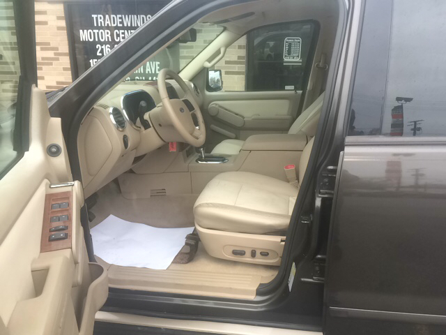 2007 Ford Explorer for sale at TRADEWINDS MOTOR CENTER LLC in Cleveland OH