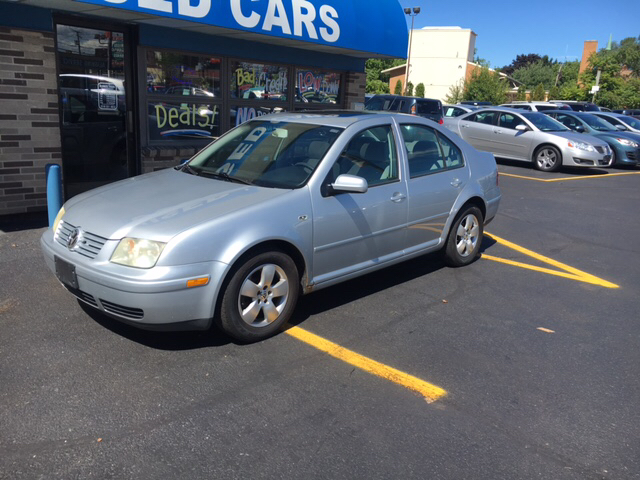 2003 Volkswagen Jetta for sale at TRADEWINDS MOTOR CENTER LLC in Cleveland OH