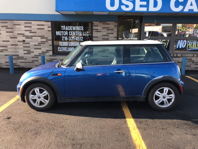 2006 MINI Cooper for sale at TRADEWINDS MOTOR CENTER LLC in Cleveland OH