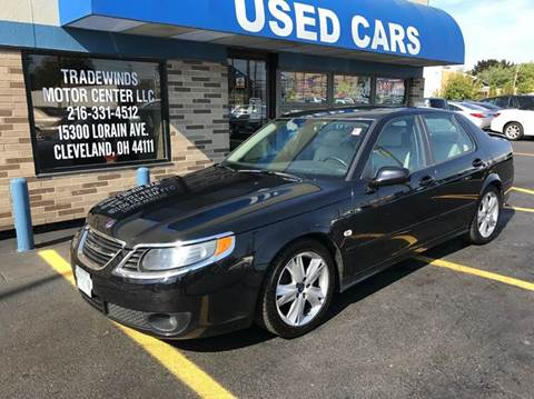2009 Saab 9-5 for sale at TRADEWINDS MOTOR CENTER LLC in Cleveland OH