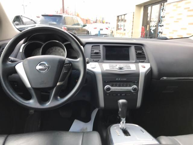 2009 Nissan Murano for sale at TRADEWINDS MOTOR CENTER LLC in Cleveland OH