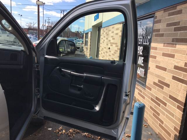 2004 Dodge Ram Pickup 1500 for sale at TRADEWINDS MOTOR CENTER LLC in Cleveland OH