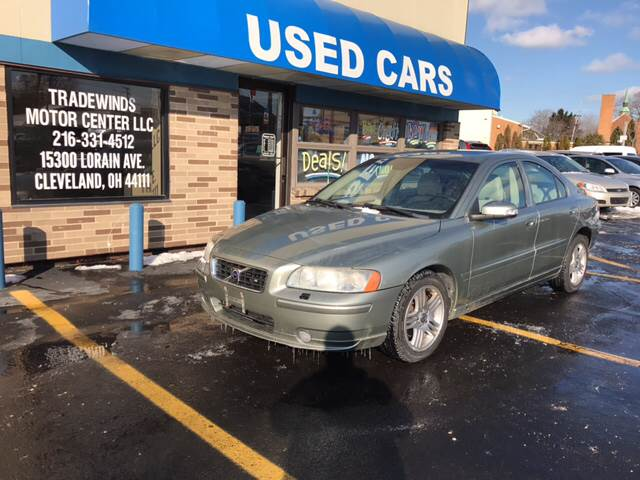 2007 Volvo S60 for sale at TRADEWINDS MOTOR CENTER LLC in Cleveland OH