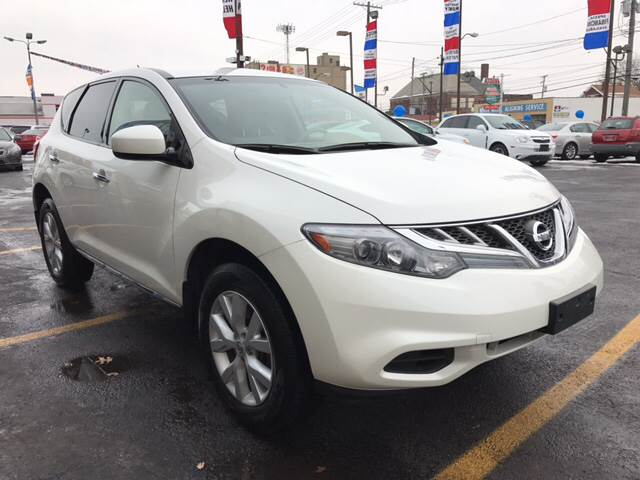 2012 Nissan Murano for sale at TRADEWINDS MOTOR CENTER LLC in Cleveland OH