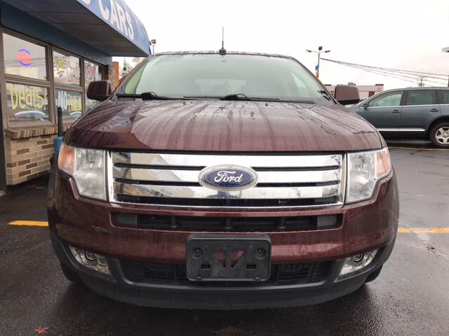 2010 Ford Edge for sale at TRADEWINDS MOTOR CENTER LLC in Cleveland OH