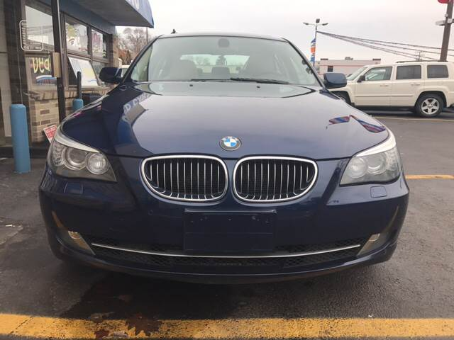 2010 BMW 5 Series for sale at TRADEWINDS MOTOR CENTER LLC in Cleveland OH