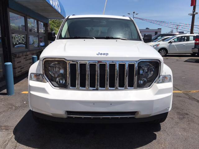 2012 Jeep Liberty for sale at TRADEWINDS MOTOR CENTER LLC in Cleveland OH