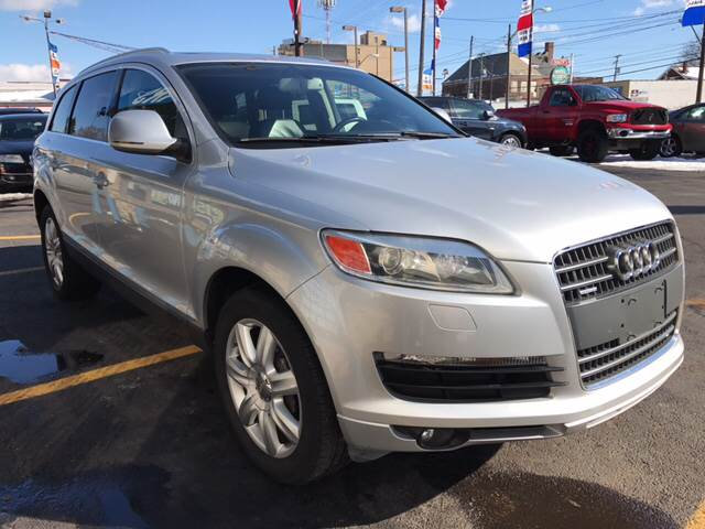 2007 Audi Q7 for sale at TRADEWINDS MOTOR CENTER LLC in Cleveland OH