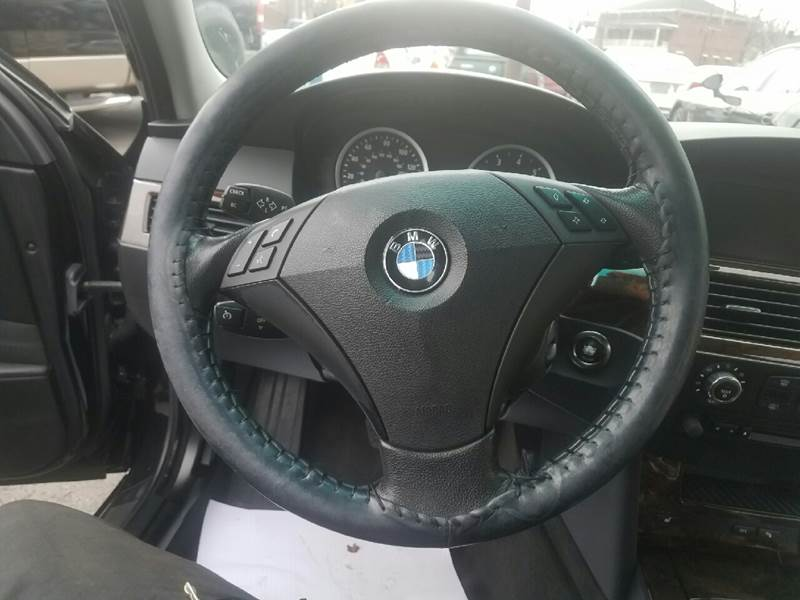 2007 BMW 5 Series for sale at TRADEWINDS MOTOR CENTER LLC in Cleveland OH