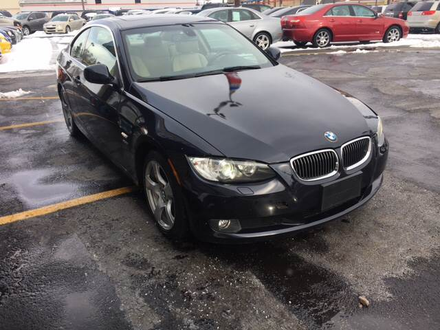 2010 BMW 3 Series for sale at TRADEWINDS MOTOR CENTER LLC in Cleveland OH