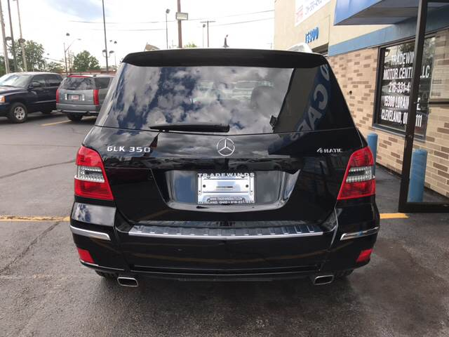 2010 Mercedes-Benz GLK for sale at TRADEWINDS MOTOR CENTER LLC in Cleveland OH