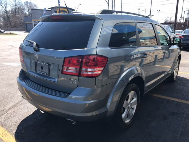 2010 Dodge Journey for sale at TRADEWINDS MOTOR CENTER LLC in Cleveland OH