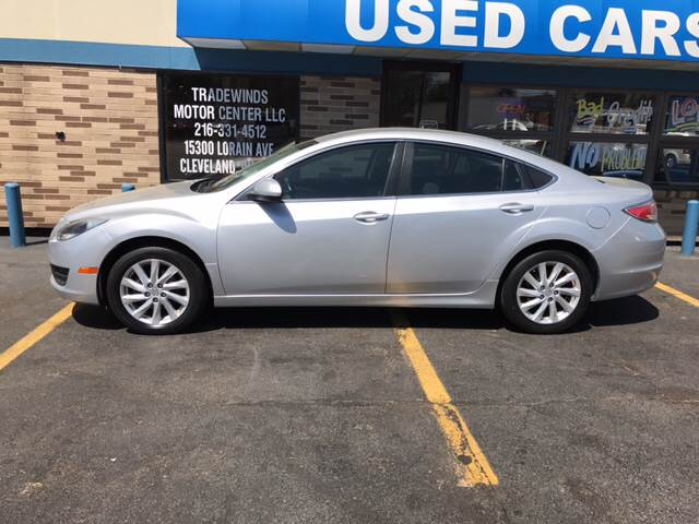 2012 Mazda MAZDA6 for sale at TRADEWINDS MOTOR CENTER LLC in Cleveland OH
