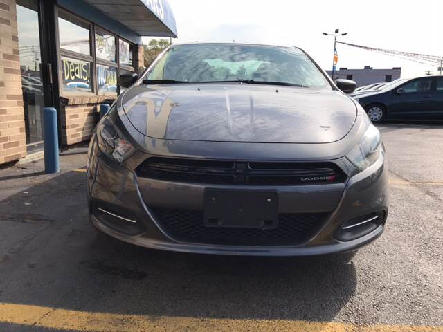 2016 Dodge Dart for sale at TRADEWINDS MOTOR CENTER LLC in Cleveland OH