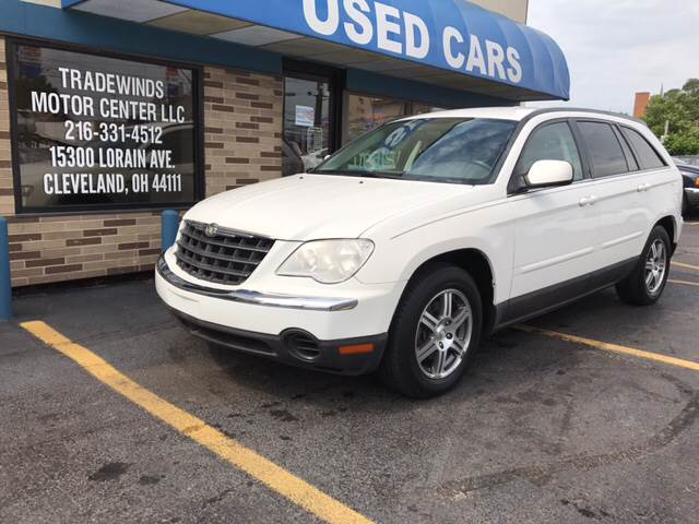 2007 Chrysler Pacifica for sale at TRADEWINDS MOTOR CENTER LLC in Cleveland OH
