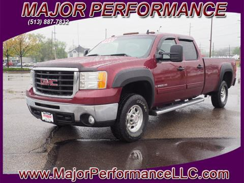 2009 GMC Sierra 2500HD for sale in Hamilton, OH