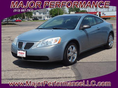 2007 Pontiac G6 for sale in Hamilton, OH