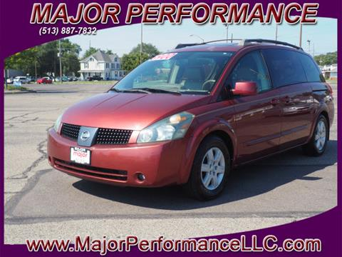2005 Nissan Quest for sale in Hamilton, OH