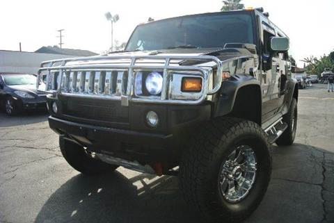 2003 HUMMER H2 for sale at New City Auto in South El Monte CA