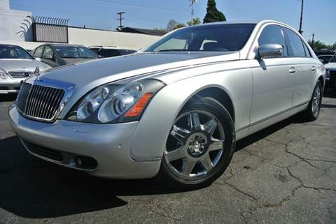 2006 Maybach 57 for sale at New City Auto in South El Monte CA