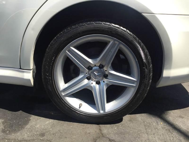 2009 Mercedes-Benz CLS CLS550 4dr Sedan - South El Monte CA