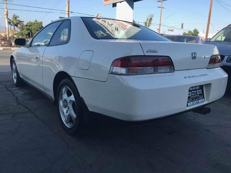 2001 Honda Prelude 2dr Coupe - South El Monte CA