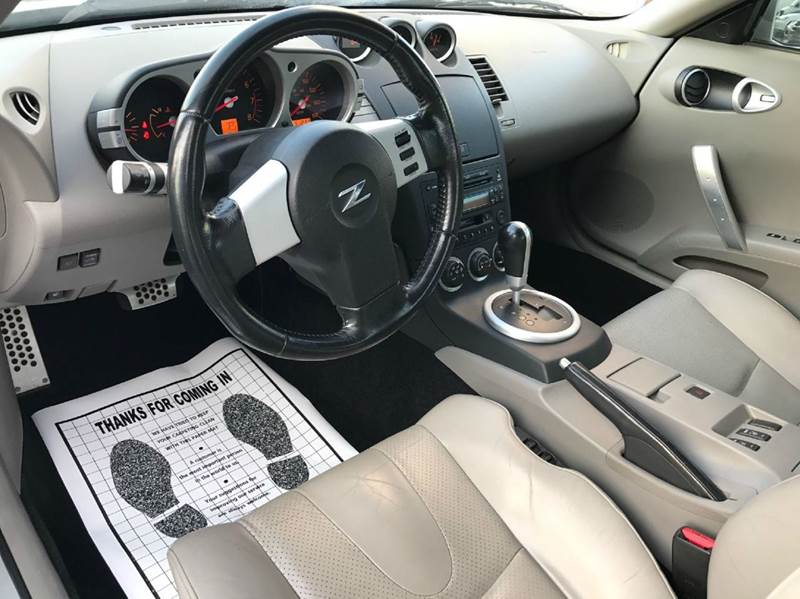 2004 Nissan 350z Enthusiast 2dr Roadster In South El Monte Ca New