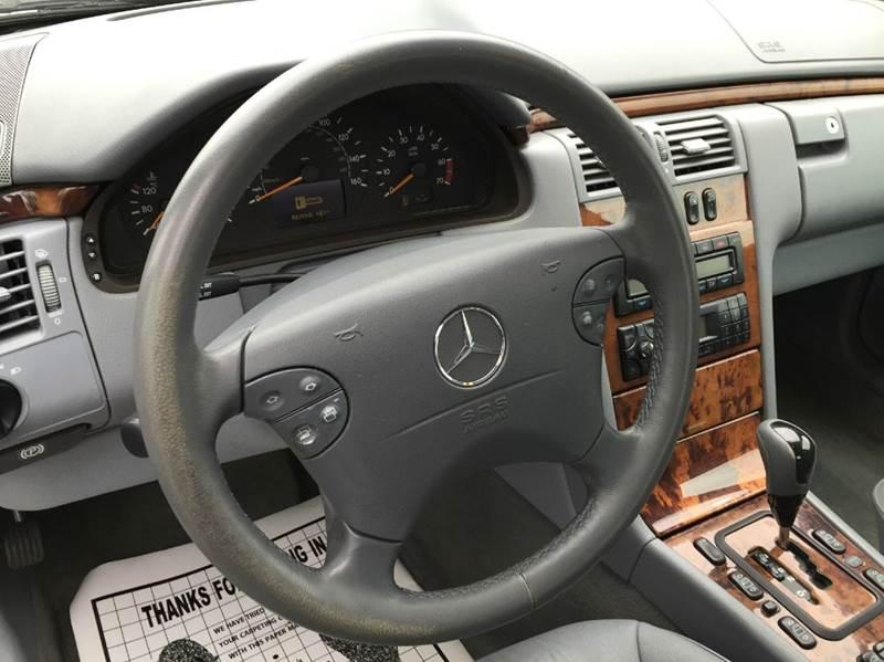 2002 Mercedes-Benz E-Class E 320 4dr Sedan - South El Monte CA