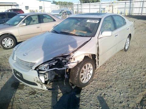 2002 Lexus ES 300 for sale at New City Auto - Parts in South El Monte CA