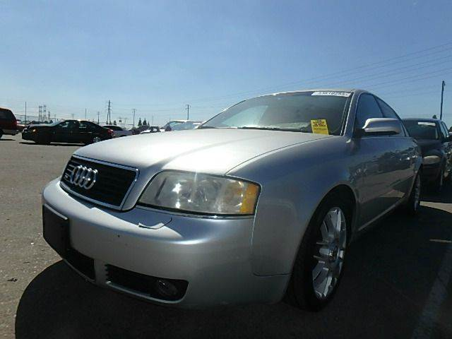 2004 Audi A6 for sale at New City Auto - Parts in South El Monte CA