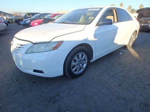2007 Toyota Camry for sale at New City Auto - Parts in South El Monte CA
