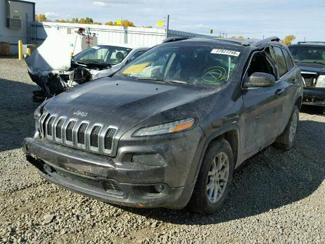 2015 Jeep Cherokee for sale at New City Auto - Parts in South El Monte CA