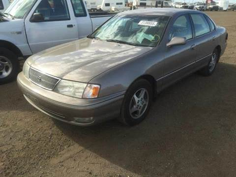 1999 Toyota Avalon for sale at New City Auto - Parts in South El Monte CA