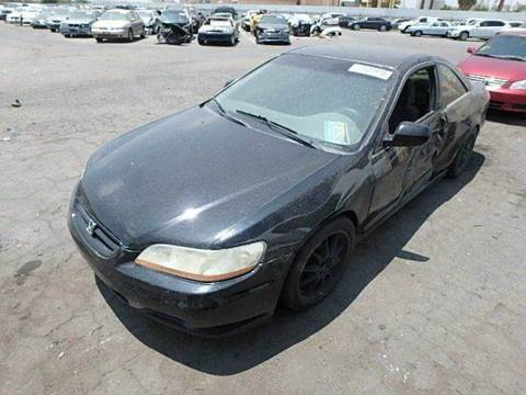 2001 Honda Accord for sale at New City Auto - Parts in South El Monte CA