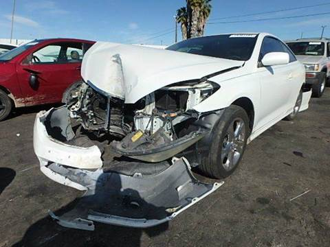 2007 Toyota Camry Solara for sale at New City Auto - Parts in South El Monte CA