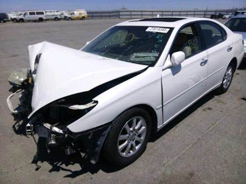 2004 Lexus ES 330 for sale at New City Auto - Parts in South El Monte CA