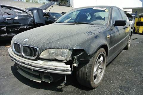 2003 BMW 3 Series for sale at New City Auto - Parts in South El Monte CA