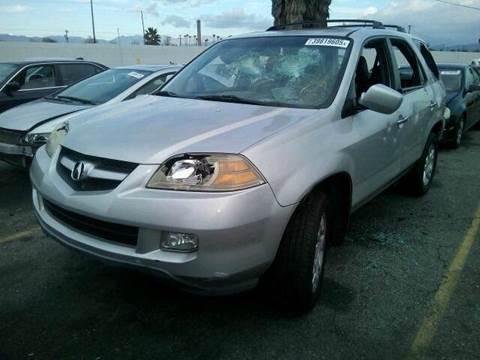 2004 Acura MDX for sale at New City Auto - Parts in South El Monte CA