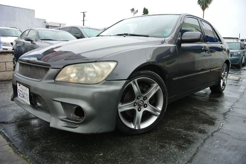 2003 Lexus IS 300 Base 4dr Sedan - South El Monte CA