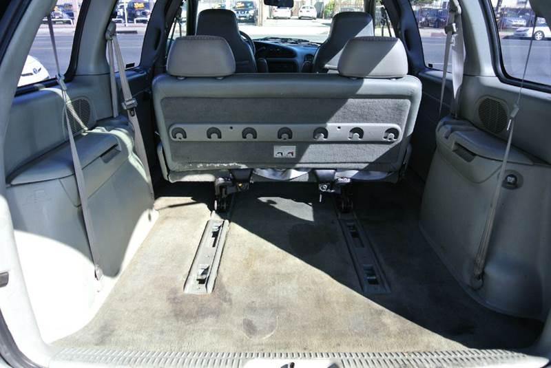 1999 Plymouth Voyager 3dr Mini-Van - South El Monte CA