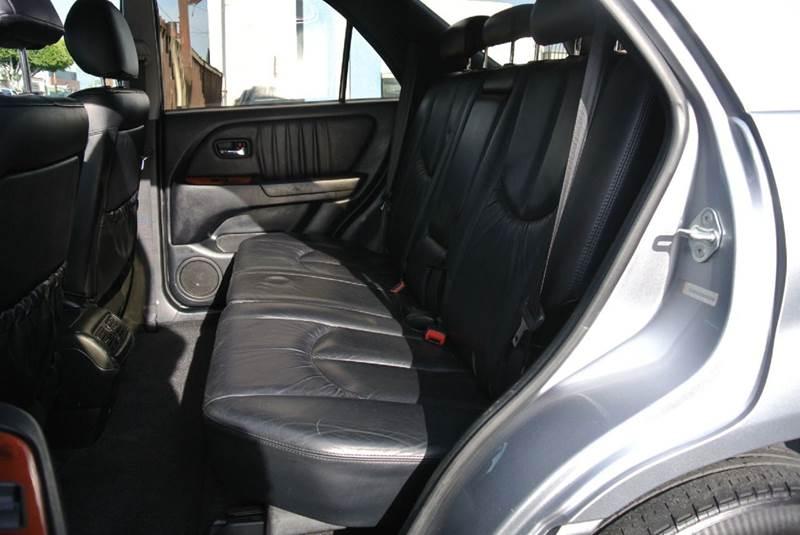 2003 Lexus RX 300 Base Fwd 4dr SUV - South El Monte CA