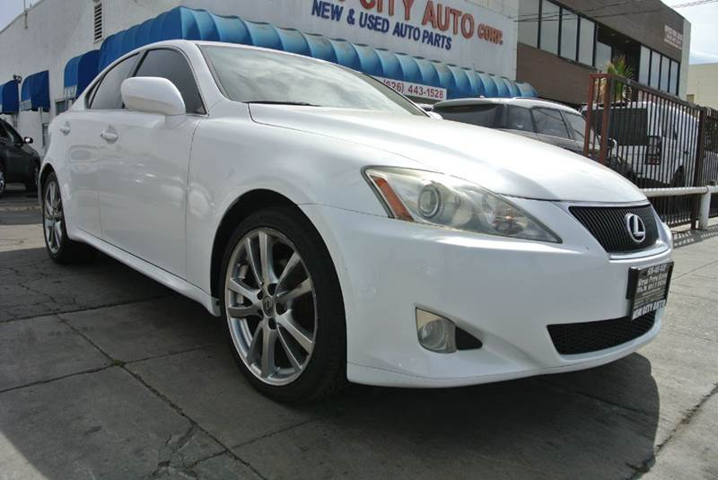 2008 Lexus IS 250 4dr Sedan 6A - South El Monte CA