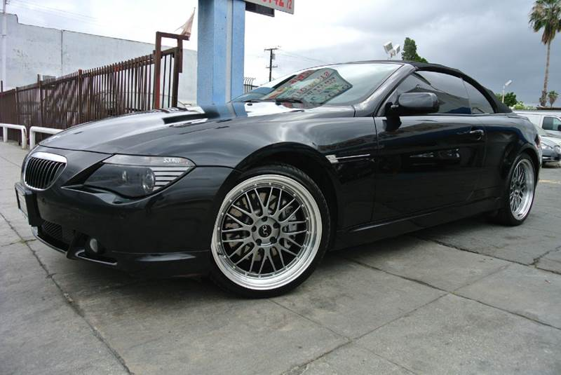 2007 BMW 6 Series 650i 2dr Convertible - South El Monte CA