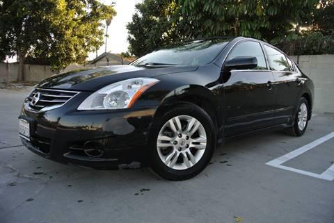 2010 Nissan Altima for sale in South El Monte, CA