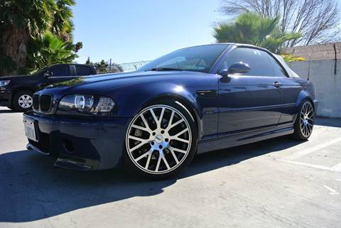 2004 BMW M3 for sale at New City Auto - Retail Inventory in South El Monte CA