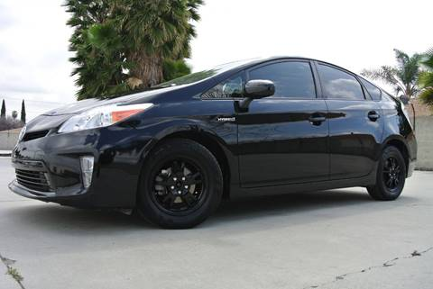 2013 Toyota Prius for sale at New City Auto - Retail Inventory in South El Monte CA
