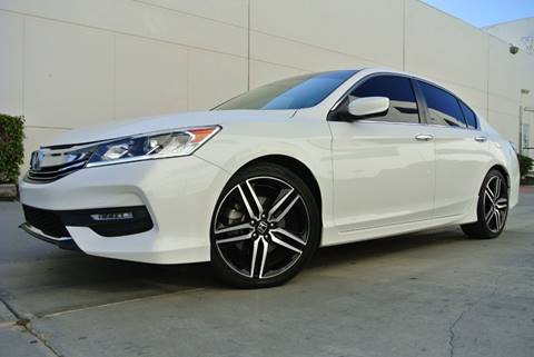 2017 Honda Accord for sale at New City Auto - Retail Inventory in South El Monte CA